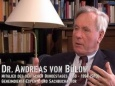 Герои нашего времени: Андреас фон Бюлов