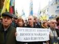 Запад напомнил Порошенко, кто на Украине хозяин
