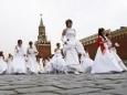 О чем тоскуют московские невесты?