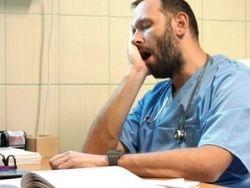 Лишение сна снижает способность мозг нормально работать
