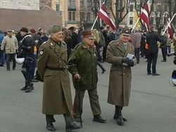 В Латвии решили сделать своих эсэсовцев «героями»