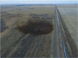 Нефтепровод Keystone протек в третий раз