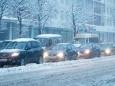 Снегопад в Европе: транспортное сообщение нарушено