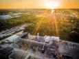 Электростанция на природный газе без вредных выбросов