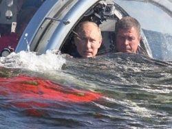 Путин идет на выборы при внутриполитическом шторме