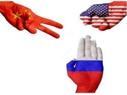 Про три сильно напуганные державы