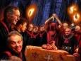 Мир в руках выродков-сатанистов?