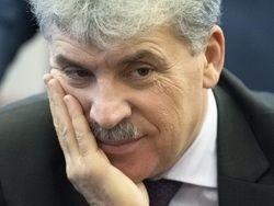 По заказу Кремля топить Грудинина заставят даже подростков