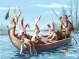 Дед Мазай и спасение оборонных зайцев