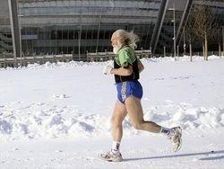 Как бег помогает побороть стресс