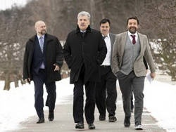 Сибирский марш Павла Грудинина