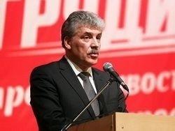 В Беларуси батька Лукашенко, в России — Павел Грудинин