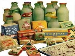 Молочные продукты в Советском Союзе