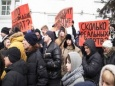 Убитый горем Кузбасс митингует