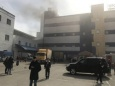 Пожар в ТЦ «Персей для детей»