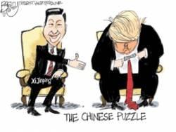 Как США попали в китайский капкан?