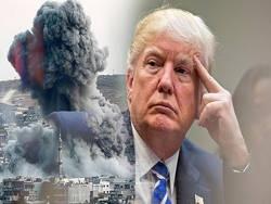 Мы не ответили на удар США по Сирии...