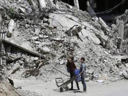 Сирия, Иран и хаос в международных отношениях