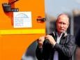 Путин на КамАЗе промчался по Крымскому мосту