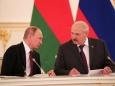 Лукашенко и Путин встречаются в Минске
