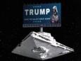 Трамп объявляет о создании космических войск США
