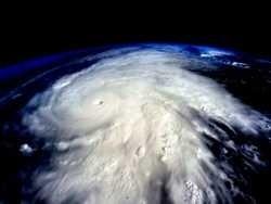 В Польше прошел мощный ураган