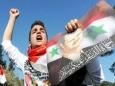 Асад отмечает триумфальную победу