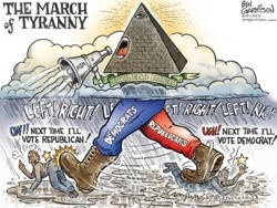 Пенсионная реформа через призму буржуйской пропаганды