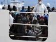 Средиземное море как кладбище для беженцев