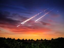 В Баварии ищут упавший метеорит