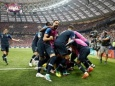 Сборная Франция стала чемпионом мира по футболу