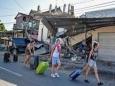 Землетрясение в Индонезии, 400 погибших
