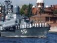 Украинский конфликт распространяется на море