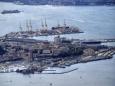 Триест как главным китайским портом в Европе