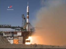 Ракета «Союз МС-10» потерпела аварию, экипаж спасся