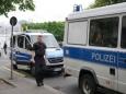 За год в Берлине ранили 2,5 тыс. полицейских