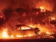 Пожары в Калифорнии признаны худшими в истории