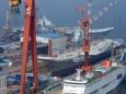 Китай не может достроить новый авианосец