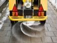 Применение соли в качестве дорожного антиобледенителя