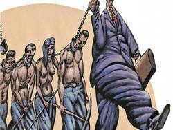 Рабство через долговую кабалу