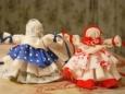 Безлицые праздничные куклы славян