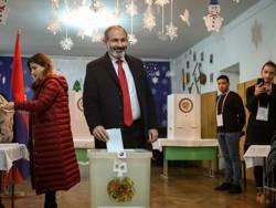 Власть в Армении узаконили выборами