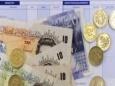 В Великобритании идет сокращение зарплат