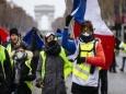 Во Франции начинается европейская революция