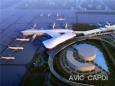 Проект нового терминала для Национального аэропорта «Минск»