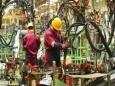 Промышленность Китая в торговой войне с США