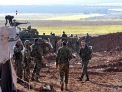 В Сирии начались бои между Ираном и Россией