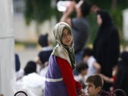 В Берлине избивают детей беженцев
