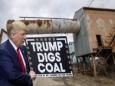 Как Дональд Трамп угольные шахты спасал