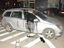 В Варшаве поляки жестоко избили таксиста украинца